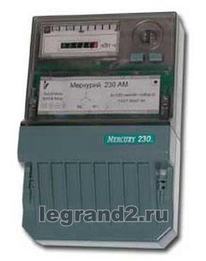 Электроэнергии меркурий 230 ам 01